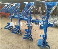 大马力拖拉机带液压栅条翻转犁质保两年