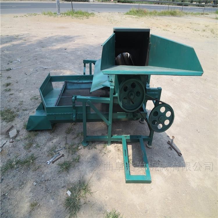全自动效率高油葵脱粒机 拖拉机两用打粒机