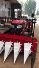湖北芦苇收割拖拉机割晒机 小型辣椒收割机