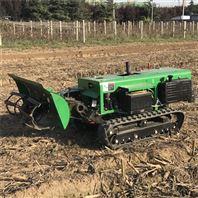 履帶自走式旋耕機新型農用旋耕除草設備