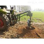 施肥打桩汽油打坑机 通辽大功率钻洞挖坑机