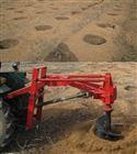 葡萄园立柱打桩挖坑机 四轮车带动打坑机