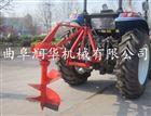 农村栽树汽油打坑机 硬质土地螺旋钻坑机