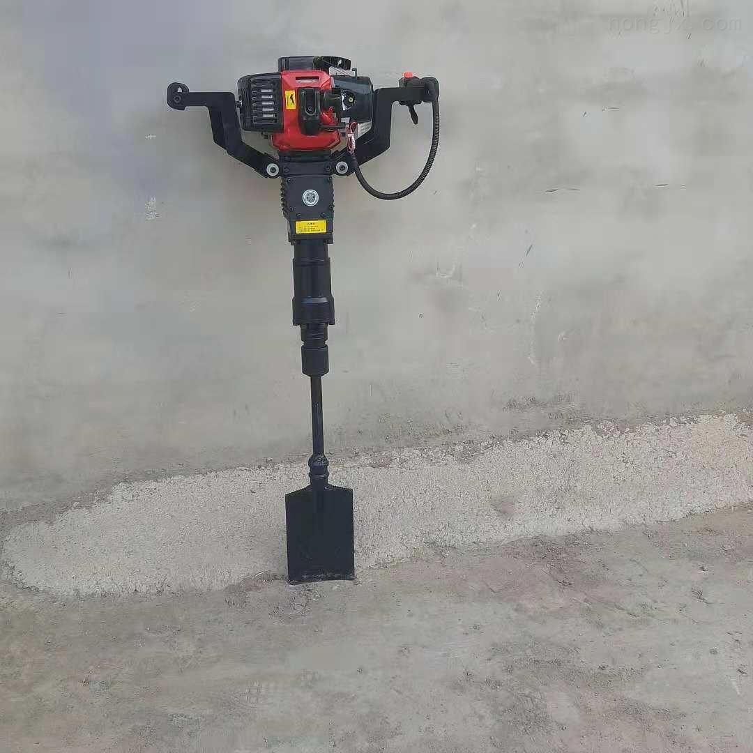 苗圃树木移栽机 大功率汽油挖树机