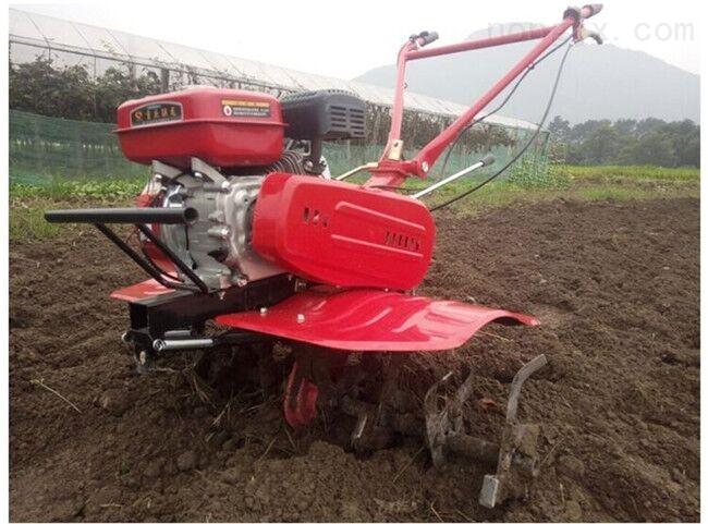 农业大棚种植除草开沟机 润华轻便式旋耕机