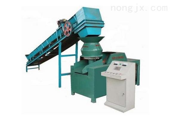 常熟木屑压块机 耐用成型燃料机