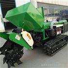 FX-KGJ加宽的开沟回填机 28马力柴油履带式施肥机