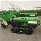 FX-KGJ低矮果园松土除草机 能爬坡的履带施肥机