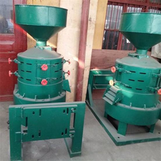 大庆厂家直销 农村小型加工设备辗米机速度