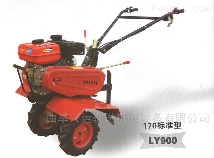 农用机械多功能田园管理机小型耕地机 操作