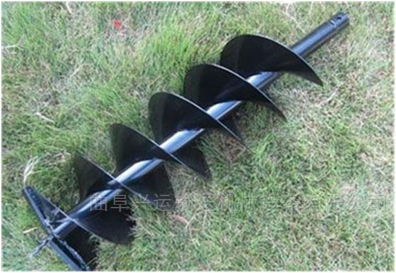 手提式植树机轻便电启动汽油植树挖坑机 适