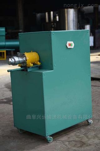 衢州花生壳压块机 耐用农业机械