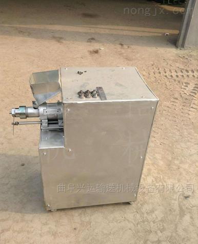双螺杆膨化机玉米饲料膨化_机 生产工厂