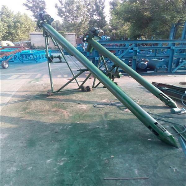 塑料螺旋上料机长期供应价格低 无轴螺旋输送机加工螺旋提升机价格螺旋提升机