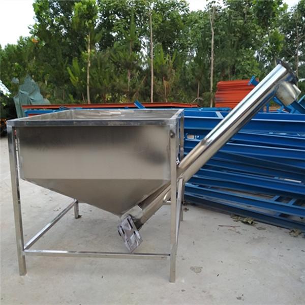 塑料螺旋上料机长期供应变频调速 干粉料螺旋输送机型号专业制作xy1螺旋提升机