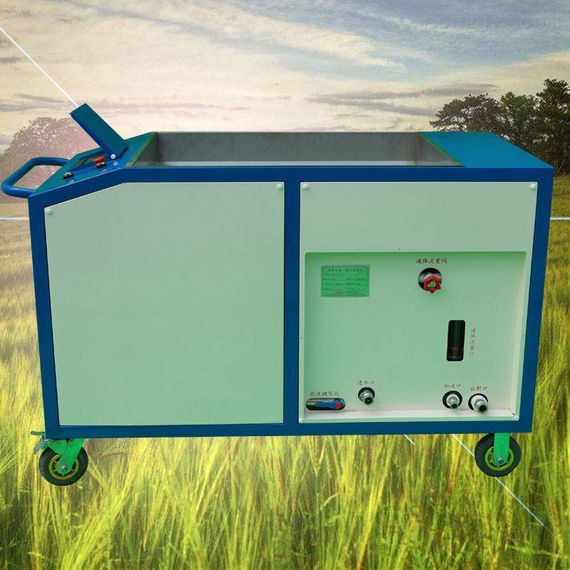 新疆小麥棉花施肥機SF-17G 水肥一體化設備