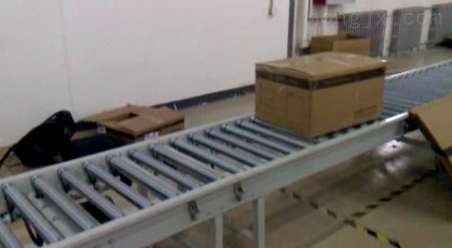 武汉滚筒输送机 倾斜输送滚筒生产分拣辊筒输送机