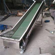 鋁型材皮帶機定制鋁合金運輸機全封閉 電子原件傳送機