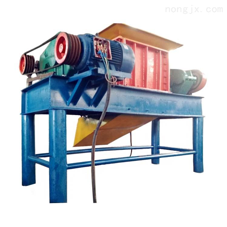 大型铝型材废铁破碎机大型木材破碎机 价格撕碎机1