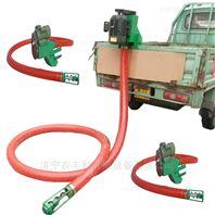 车载绞龙吸粮机 小型饲料化肥运送机