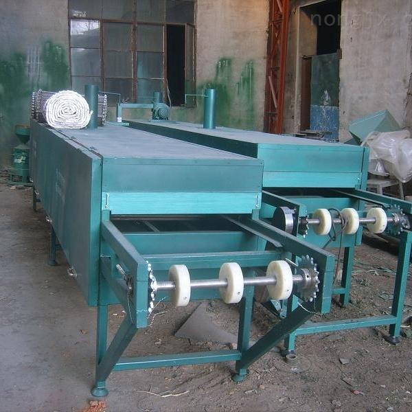 不锈钢网带工业烘干机