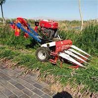 内蒙古牧草玉米收割机厂家 农用谷子割晒机