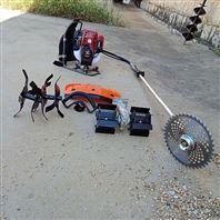 四冲程割草机 背负式农用汽油除草机