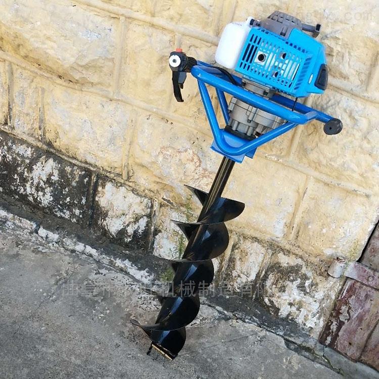 多功能植樹挖坑機 背負式後懸掛輸出打孔機