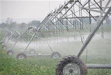 移动管道式喷灌系统*
