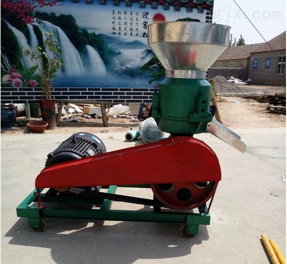 家禽饲料颗粒加工机械 零破损草粉造粒机