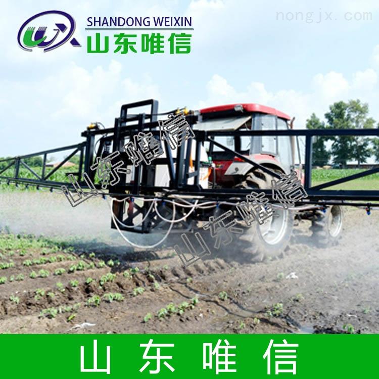 悬挂式喷杆玉米喷药机农用设备厂家