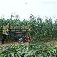 养殖苜蓿牧草玉米杆收割晾晒机厂家