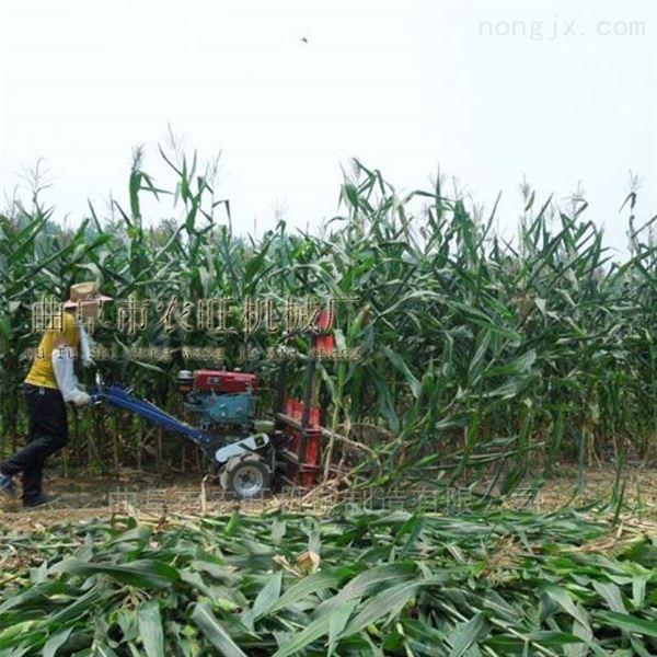 家用小型稻谷收割机