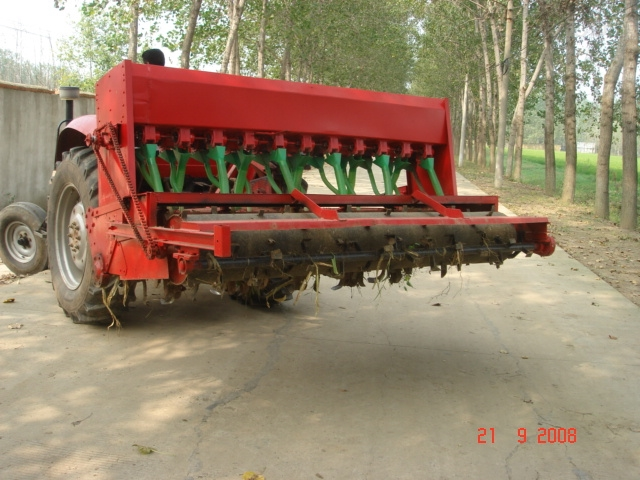 DY—I型旋耕施肥播种机