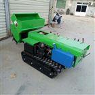 JX-KG农用履带式开沟机价格 自走式柴油施肥机