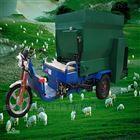 自动给料喂牛车 养殖场撒料车原理