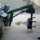JX-WK拖拉机动力植树挖坑机 园林绿化打洞机