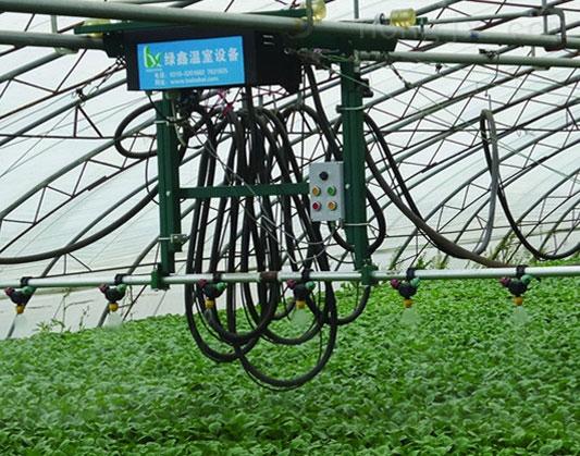 经济型温室喷灌机