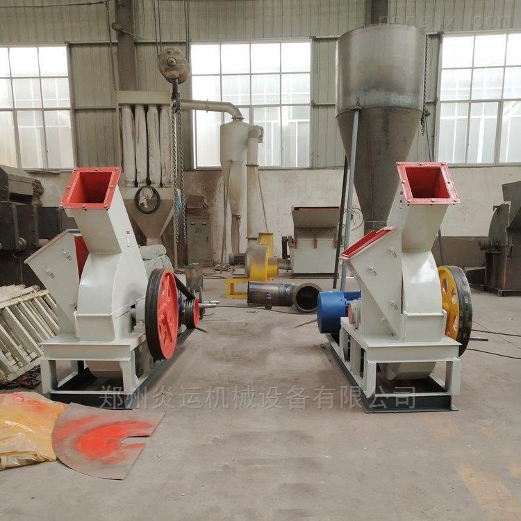 广西桂林木头切片机 大型木材破碎机