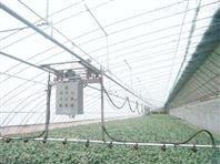 北京温室大棚行走式喷灌机工作原理
