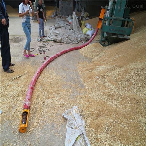 稻谷小麦吸粮机 专业定做塑料软管抽粮机