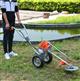 汽油小型剪草機 手推自走式草坪割草機