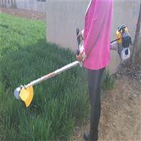 汽油大功率便携式除草机 葡萄园割草机