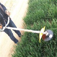摆放整齐的割草机 软管牧草剪草机