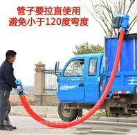 成堆糧食輸送軟管吸糧機 裝玉米螺旋抽糧機