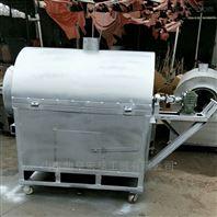 电加热不锈钢滚筒式炒货机