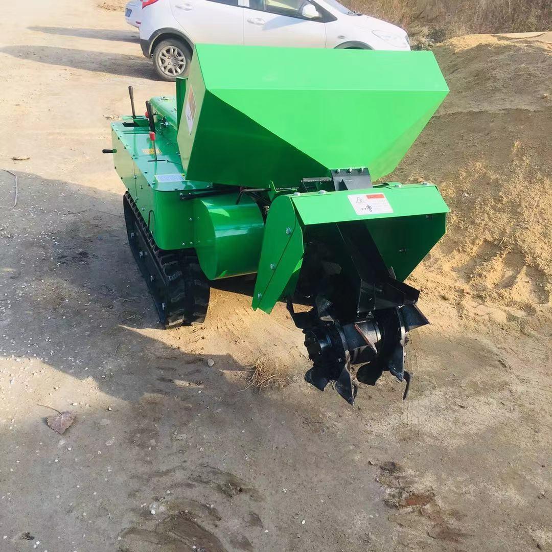 QH-LD-多功能履带果树施肥机