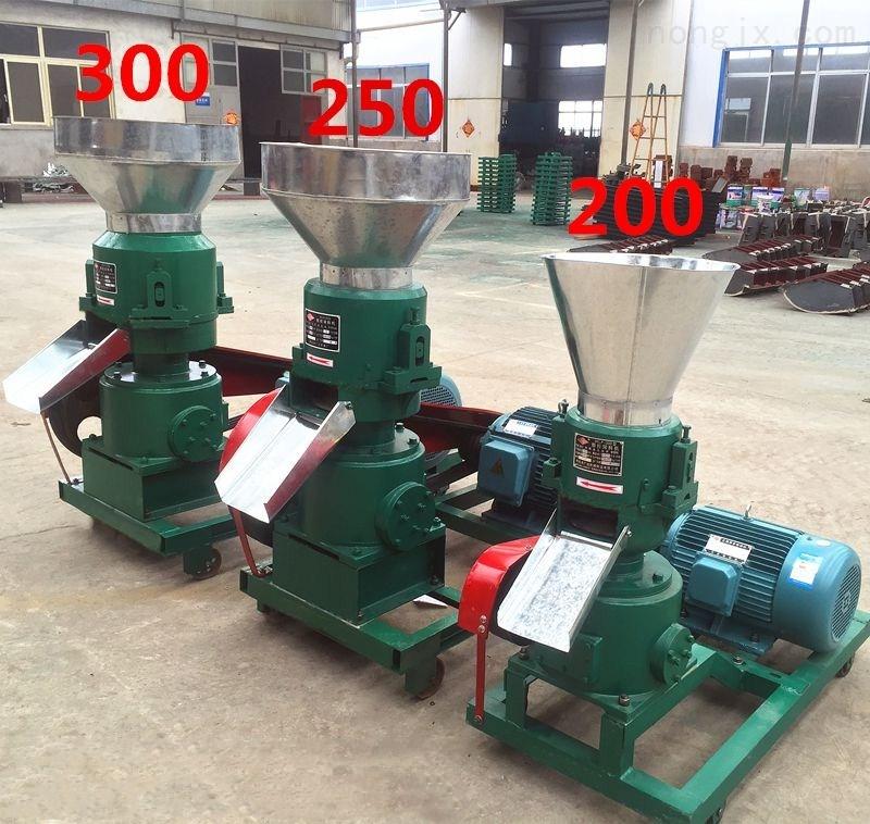 RZ KL-200-秸秆饲料造粒机 多用途的膨化颗粒机