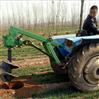 手扶多功能挖樹坑機 立柱埋樁專用挖坑機