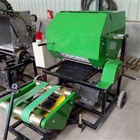 青牧草儲存打包機 自動送料的青貯壓捆機